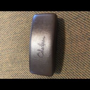 Cole Haan Brown Sunglasses Case